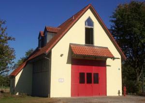 Feuerwehrhaus Biberbach