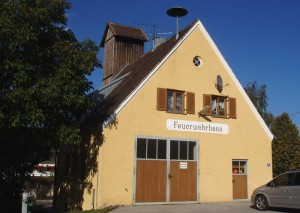 Feuerwehrhaus Schönbrunn