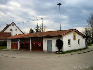 Feuerwehrhaus Sigmertshausen